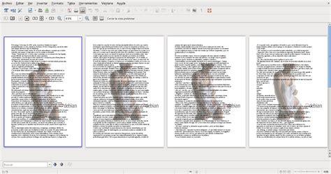 imagenes libres sin marca de agua como a 241 adir una marca de agua a un texto con libreoffice