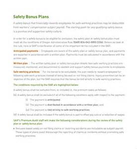 Bonus Plan Template by Performance Based Bonus Plan Template Go Search