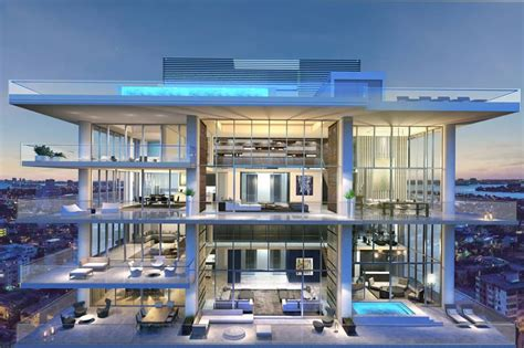 pent house 5 stunning miami beach penthouses with pool
