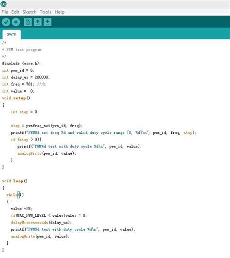 code arduino pwm use pwm of pcduino to adjust the brightness of high power