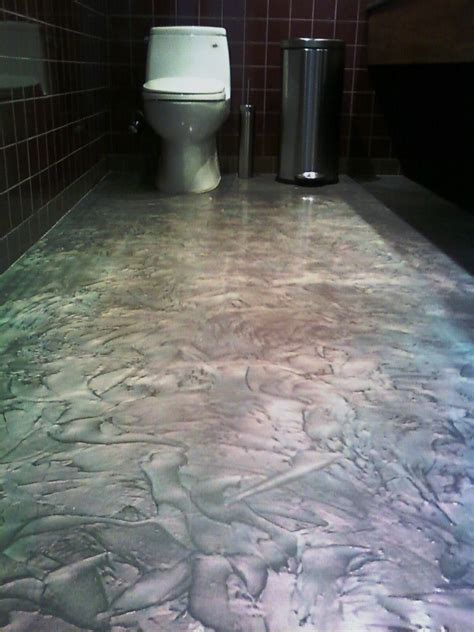 Epoxy Floor by Pearl Epoxy Floor Chameleon 3d Effect Epoxy Floor