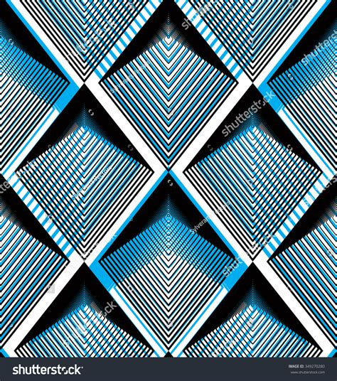 abstract pattern overlay geometric blue stripy overlay seamless pattern bright