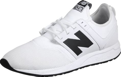 New Bance by New Balance Mrl247 Chaussures Blanc