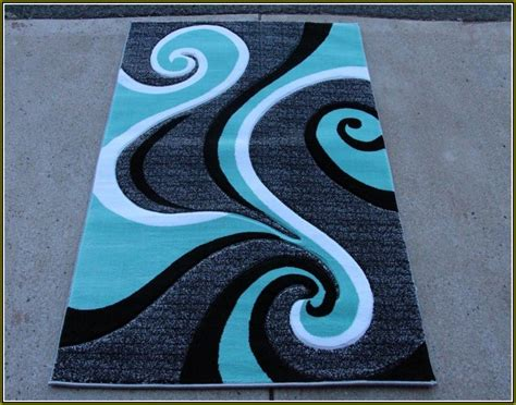 turquoise and gray area rug turquoise and grey area rugs home design ideas