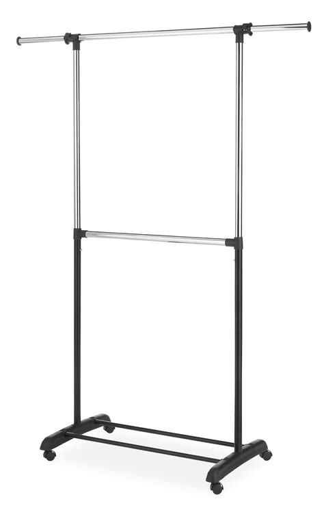 Adjustable Garment Rack by View Larger