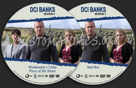 dci banks location dci banks season 3 dvd label dvd covers labels by