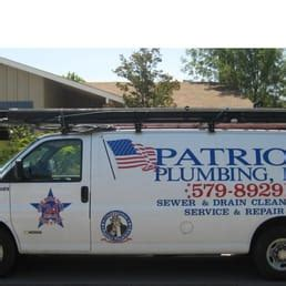 Mcnatt Plumbing Ta Fl by Patriot Plumbing 14 Reviews Plumbing 870 N 2nd St