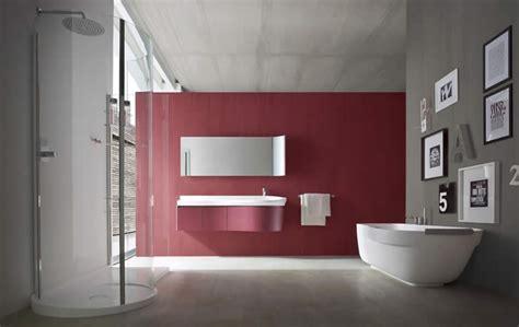 red bathroom design ideas interiorholic com pininfarina badkamers bij de snaidero concept store