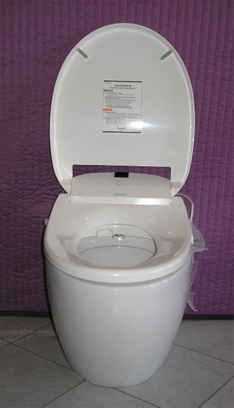 Japanese Toilet Bidet Combination by Coway Ba13 Be Closette Wall Hung Toilet Tooaleta