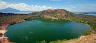 Uncharted philippines taal day tour taal lake taal volcano and