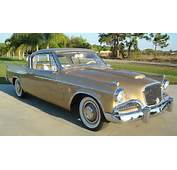 The Golden Hawk Was A Very Sporty Car With Superchargedengine