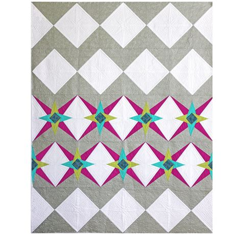 Chevron Quilt Block Pattern by Chevron Quilt Freshly Pieced