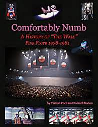 who wrote comfortably numb the life times of vernon fitch pink floyd a fleeting