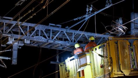 ufficio per l impiego mestre costruzione catenaria gcf elettrificazione ferroviaria