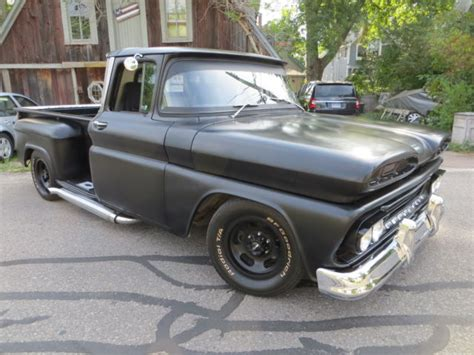 1960 chevrolet apache 1960 chevrolet apache step side box up