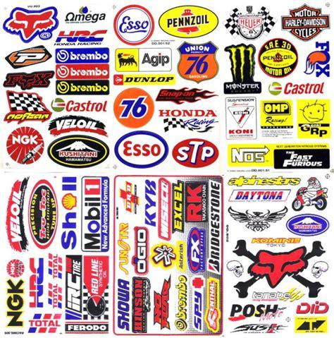 Rallye Sponsoren Aufkleber by Nascar Sponsor Stickers Get Wiring Diagram Free