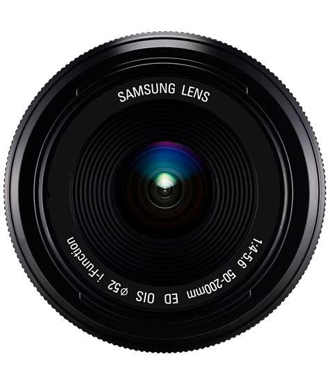 Samsung Zoom Lens Samsung Ex T50200ib Us 50 200mm Telephoto Zoom Lens 4x Telephoto Zoom Lens 50 200mm 77 308mm