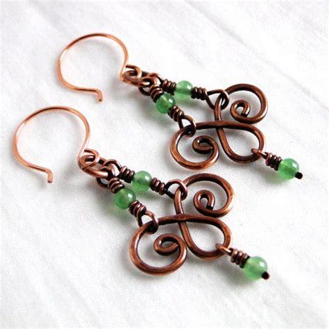 wire wrapped chandelier earrings my favorite chandelier earrings fashionornaments