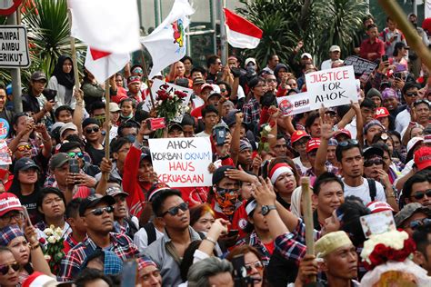 ahok cipinang jakarta s christian governor jailed for blasphemy against