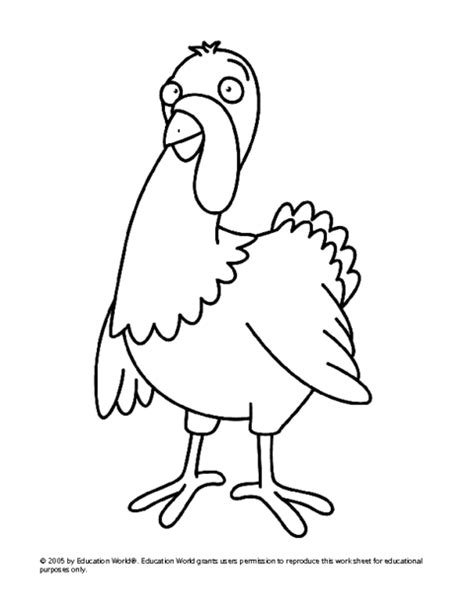 turkey drawing template turkey drawing template free coloring pages on