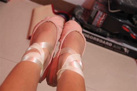 Sepatu Balet Pointe Shoes uncategorized yogurth with turtle flavour
