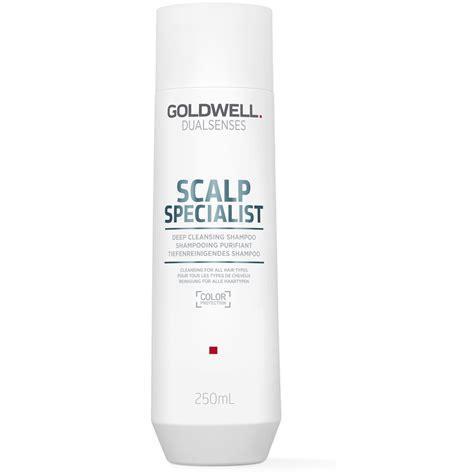 Scalp Detox For Dandruff by Goldwell Dualsenses Scalp Regulation Cleansing