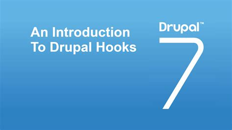 Drupal Theme Hook In Module | most commonly used hooks in drupal 7 valuebond inc