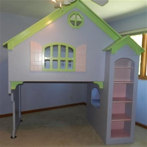 dollhouse bunk bed girls dollhouse bunk bed baby kid stuff pinterest