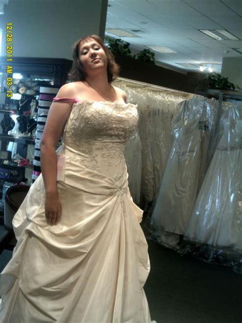 help size 20 brides please post pics weddingbee