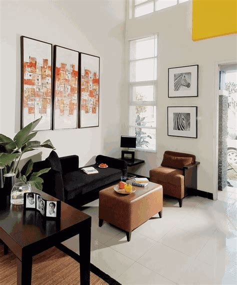 Sofa Ruang Tamu 2 Jutaan desain interior ruang tamu mungil 1 home decorations interiors living rooms