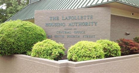 tennessee housing authority section 8 lafollette housing authority