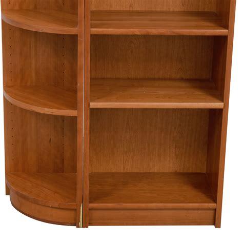 second hand work bench 72 off workbench workbench double wood bookcase storage