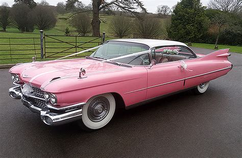cadillac coupe 1959 1959 pink cadillac coupe de ville american wedding cars