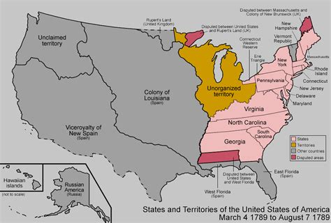 map usa early 1800s expansion of america familytree