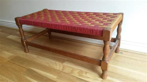 Bohemian Wicker Bench For Sale In Ifsc Dublin From Andrea Ireland
