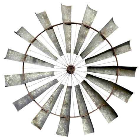 windmill fan home made farm windmill blades at 1stdibs