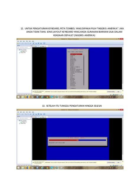 langkah langkah langkah langkah menginstallasi linux debian