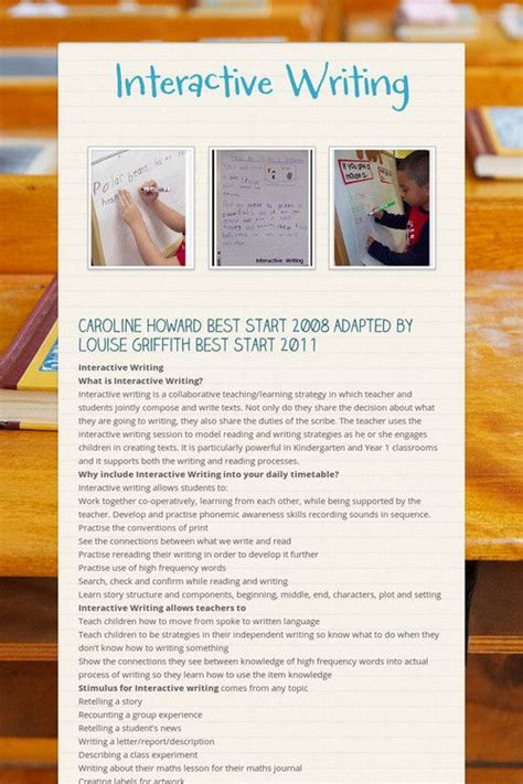 Interactive Essay Writing by Interactive Essay