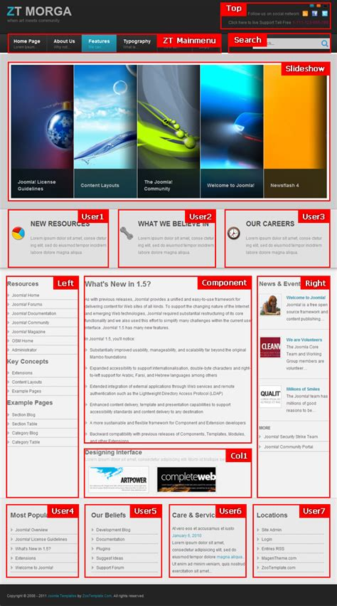 joomla template maker make joomla templates free programs kwinternet