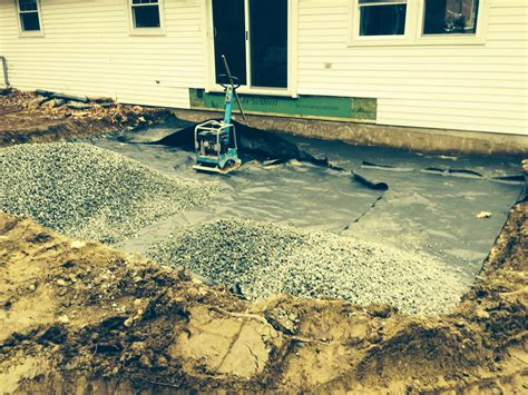 Gravel For Patio Base by Artistic Landscapes 187 Pavers