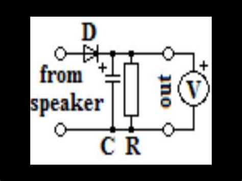 how to m diy analog vu meter youtube
