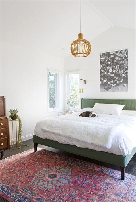 bedroom rug ideas 25 best green headboard ideas on pinterest