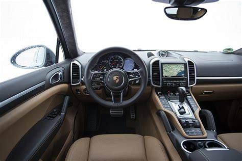 porsche cayenne 2016 interior 2016 porsche cayenne review gts turbo s hybrid price
