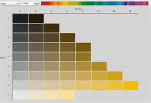 munsell color chart 10yr munsell color chart pictures to pin on