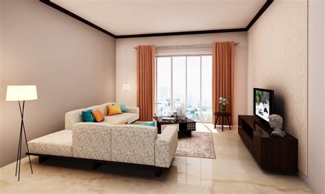 buy contemporary cluster living room in india