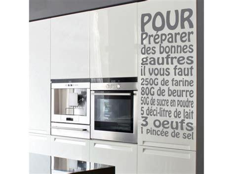 stickers pour cuisine d馗oration ag able stickers pour porte cuisine id es de d coration