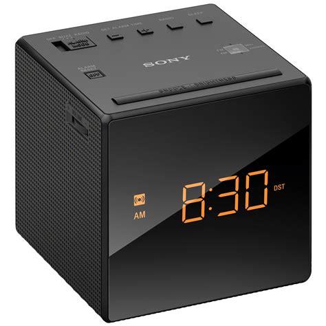 sony radio alarm clock icf c1 ebay