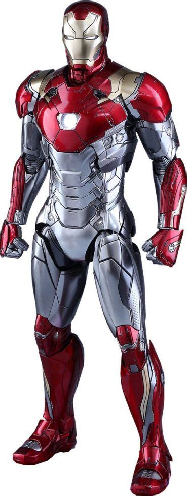 hot toys spider man homecoming iron man mk xlvii spider man homecoming iron man mark xlvii 1 6 scale