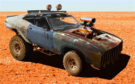 mad car mad max fury road s villains hit the spotlight ford