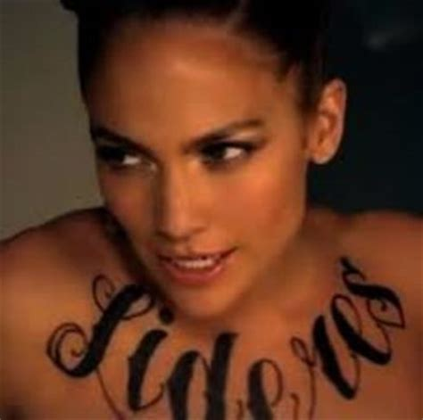 jennifer lopez tattoos 5 best tattoos and what they signify